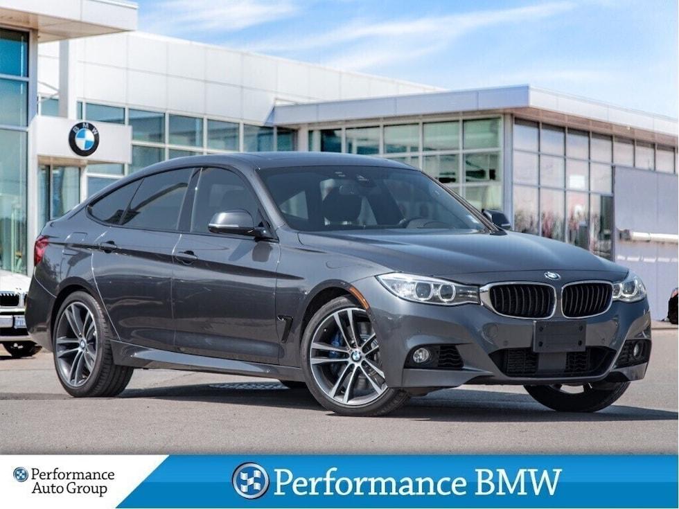 2016 BMW 3 Series 335i xDrive Gran Turismo NAVI. SURROUND VIEW. H&K Hatchback