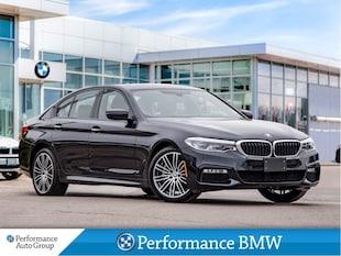 2018 BMW 530i xDrive. HTD SEATS. HARMAN/KARDON SOUND. NAVI. ROOF Sedan