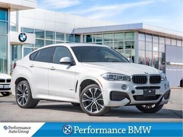 2019 BMW X6 xDrive35-PREM.ENHNCE-MSPORT-21ALY-DEMO-FRM 0.99% SUV