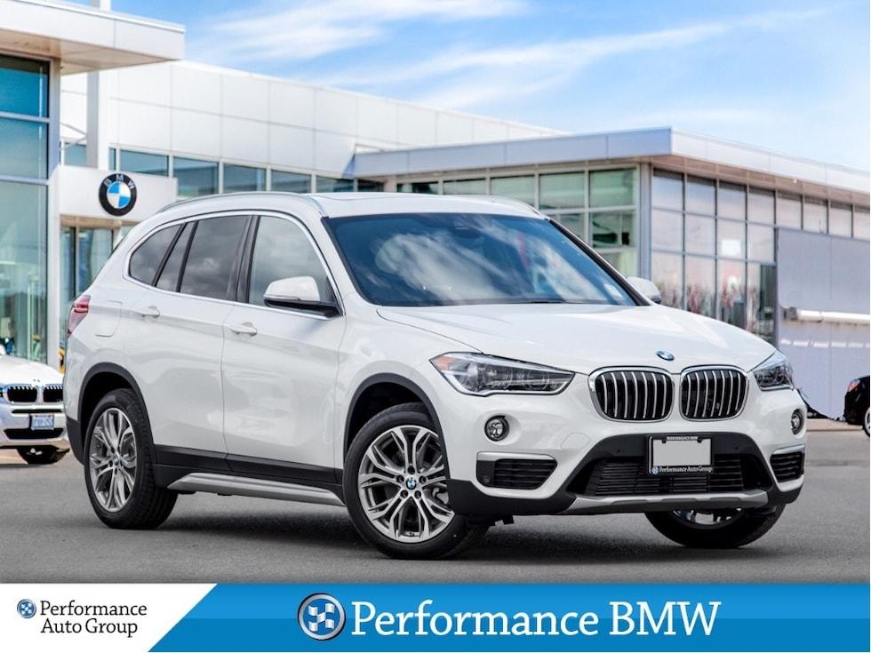 2019 BMW X1 xDrive28. HTD SEATS. NAVI. ROOF. CAMERA. DEMO UNIT SUV