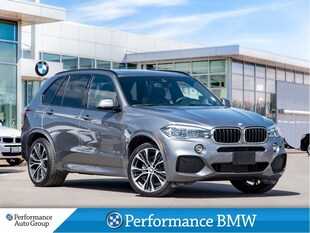 2018 BMW X5 xDrive35i. HTD SEATS. NAVI. CAMERA. DEMO UNIT SUV