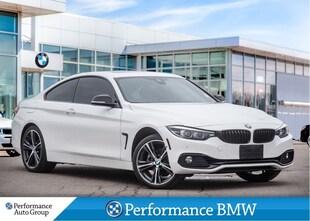 2018 BMW 430i xDrive. HTD SEATS. CAMERA. NAVI. ROOF. BLUETOOTH Coupe