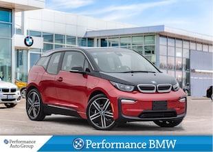2018 BMW i3 RANGE EXTENDER. HTD SEATS. CAMERA. NAVI. DEMO UNIT Hatchback
