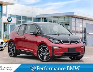 2018 BMW i3 RANGE EXTENDER. HTD SEATS. CAMERA. NAVI. DEMO UNIT Hatchback