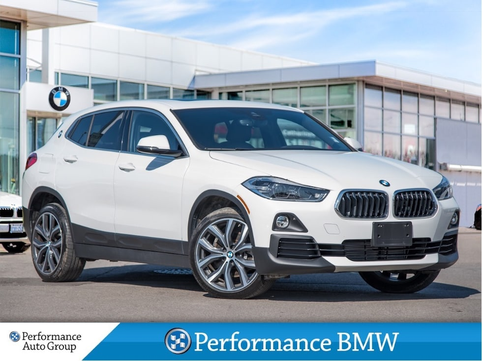 2018 BMW X2 xDrive28i - FRESH OFF LEASE SUV