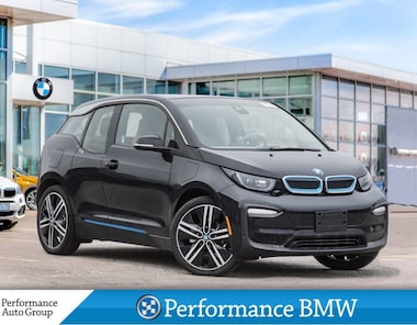 2018 BMW i3 RANGE EXTENDER. CAMERA. NAVI. DEMO UNIT Hatchback