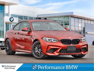 2020 BMW M2 Competition-MDBL CLTCH-PRM AUDIO-DEMO-FROM 1.99% Coupe