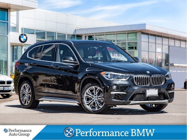 2019 BMW X1 xDrive28i. NAVI. CAMERA. HTD STEERING. DEMO UNIT SUV