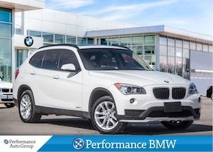 2015 BMW X1 xDrive28i. NAVI. HTD SEATS. PANO ROOF. BLUETOOTH SUV