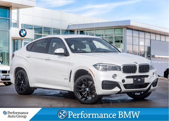 2018 BMW X6 xDrive35i. ROOF. NAVI. HTD SEATS. DEMO UNIT SUV