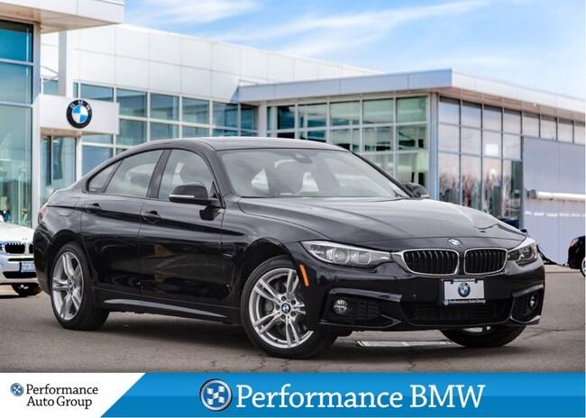 2019 BMW 430i xDrive - HEATED SEATS (FR & REAR) / KEYLESS ENTRY Gran Coupe