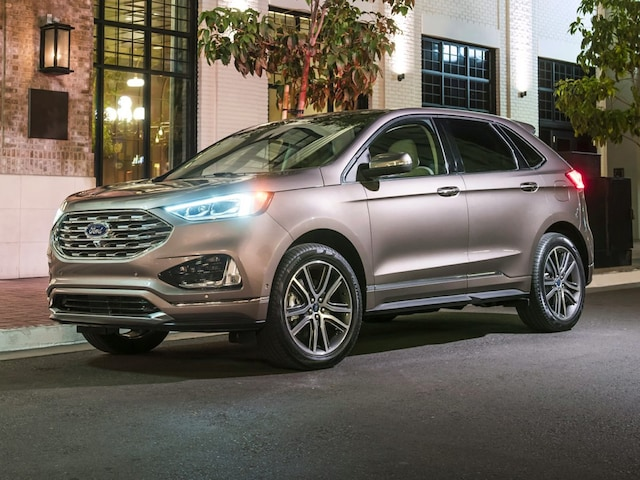 2019 Ford Edge SEL Crossover Twin-Scroll EcoBoost Engine