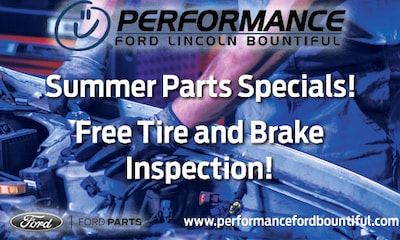 Free Tire & Brake Inspections!