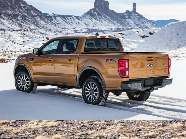 New 2019 Ford Ranger Lariat Truck in Bountiful, UT