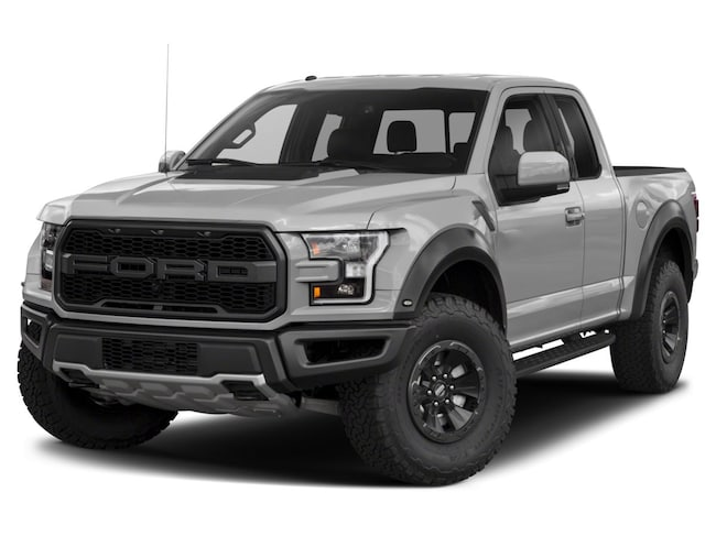 New 2019 Ford F-150 Raptor Truck in Bountiful, UT