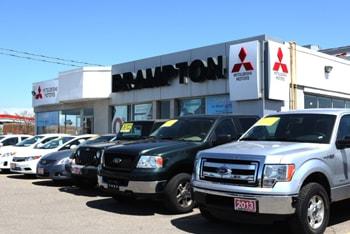 Brampton Mitsubishi