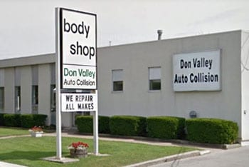 Don Valley Collision Centre