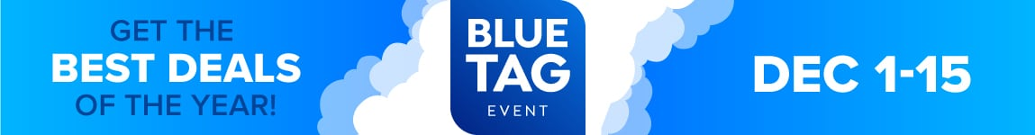 Blue Tag Event