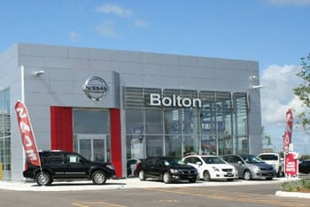 Bolton Nissan