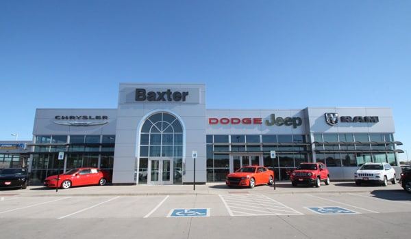 Car Dealerships Omaha >> About Baxter Chrysler Dodge Jeep Ram Of Bellevue Near Omaha Ne