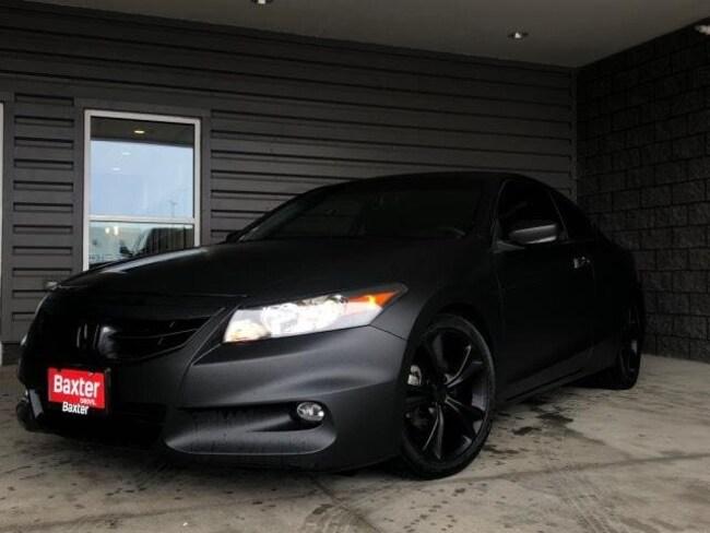 Used 2012 Honda Accord Cpe EX-L V6 Auto EX-L in Bellevue, NE