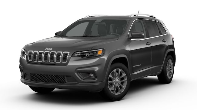 New 2019 Jeep Cherokee LATITUDE PLUS FWD Sport Utility near Fayetteville