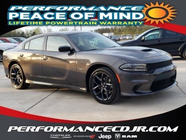New 2019 Dodge Charger R/T RWD Sedan near Fayetteville