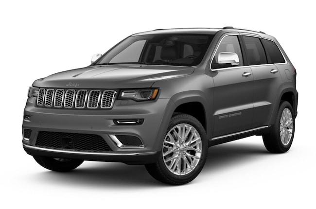 New 2018 Jeep Grand Cherokee SUMMIT 4X2 Sport Utility near Fayetteville