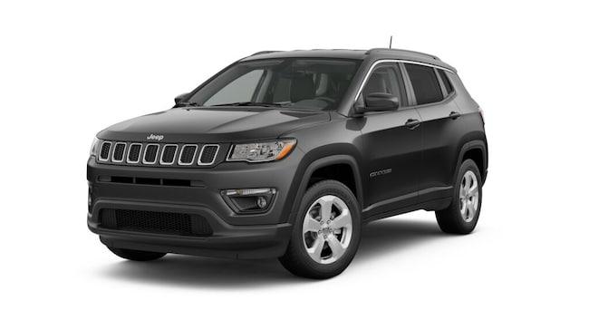 New 2019 Jeep Compass LATITUDE 4X4 Sport Utility near Fayetteville