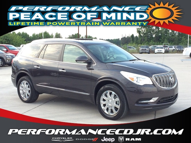 Used 2016 Buick Enclave Premium SUV near Fayetteville