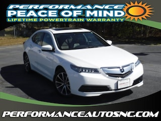 2015 Acura TLX TLX 3.5 V-6 9-AT P-AWS with Technology Package Sedan