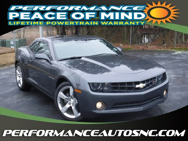 Used 2011 Chevrolet Camaro 2LT Coupe near Fayetteville