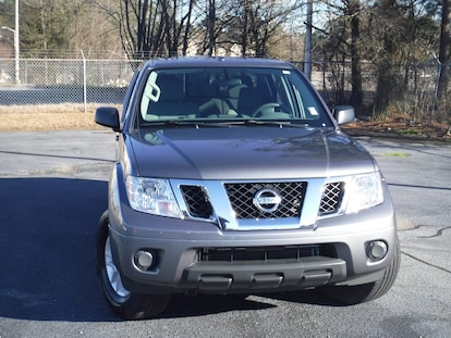 Used 2018 Nissan Frontier SV For Sale in Clinton NC |