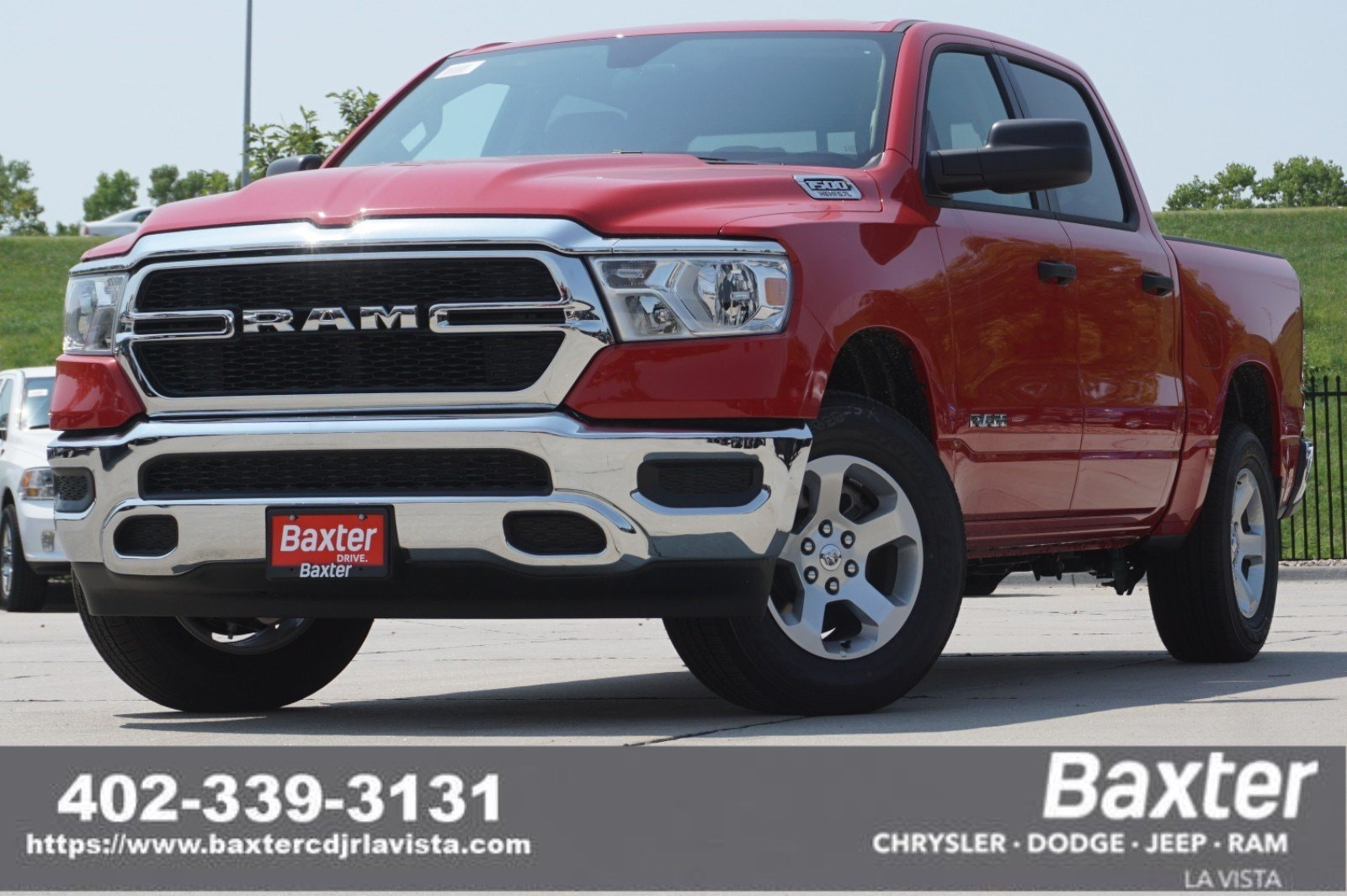 2019 Ram All-New 1500 TRADESMAN CREW CAB 4X4 5'7 BOX Truck
