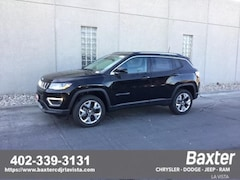 2018 Jeep Compass LIMITED 4X4 Sport Utility