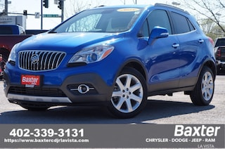2015 Buick Encore Leather FWD  Leather