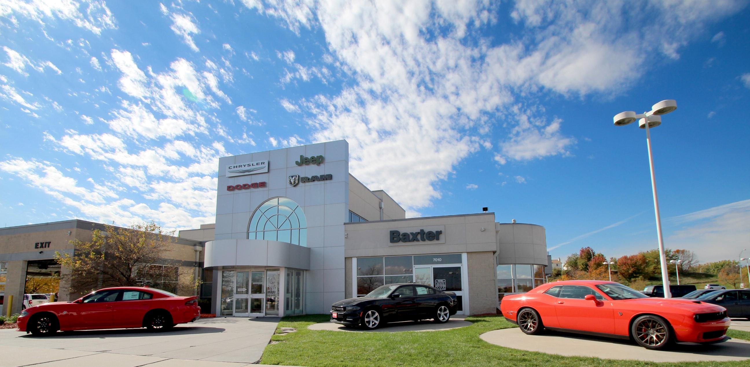 Baxter La Vista >> About Baxter Chrysler Dodge Jeep Ram La Vista