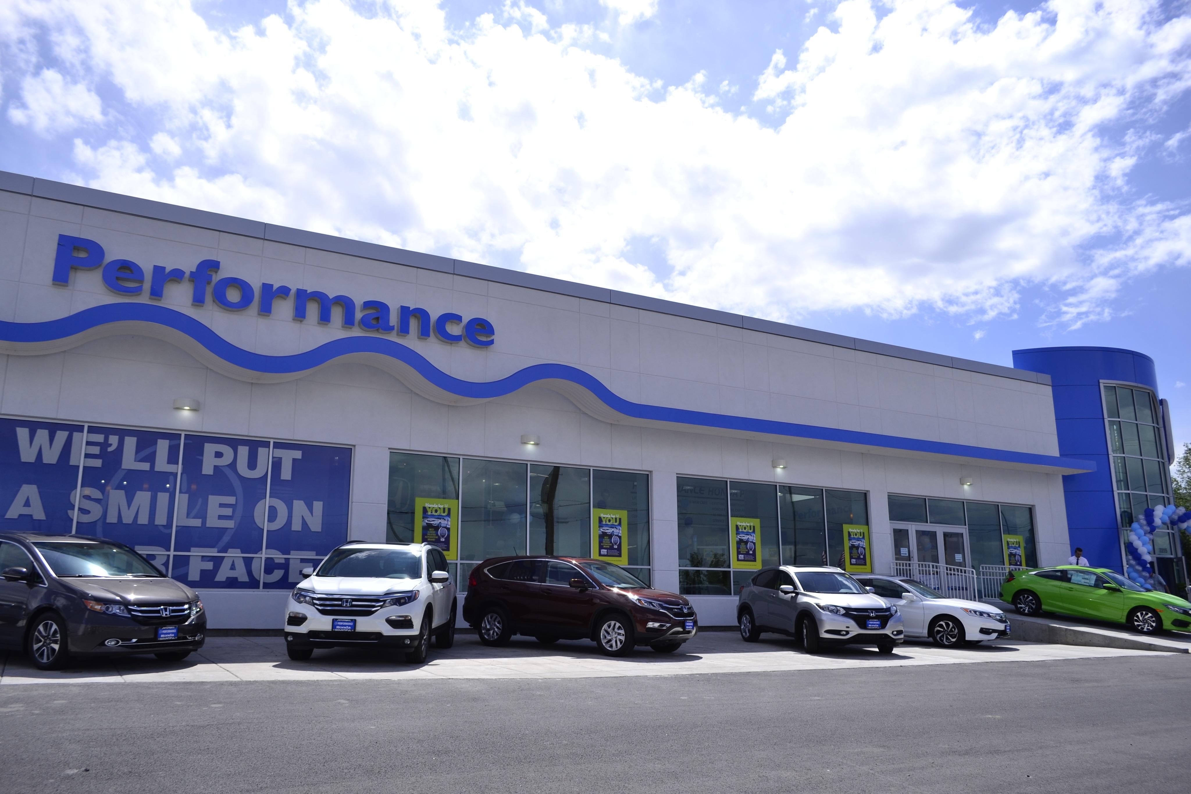 Performance honda bountiful new honda dealership in for Honda dealership utah