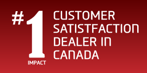 #1 Impact Customer Satisfaction Dealer