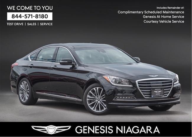 2017 Genesis G80 3.8 Technology | LEATHER| NAVI| HTD SEATS Sedan