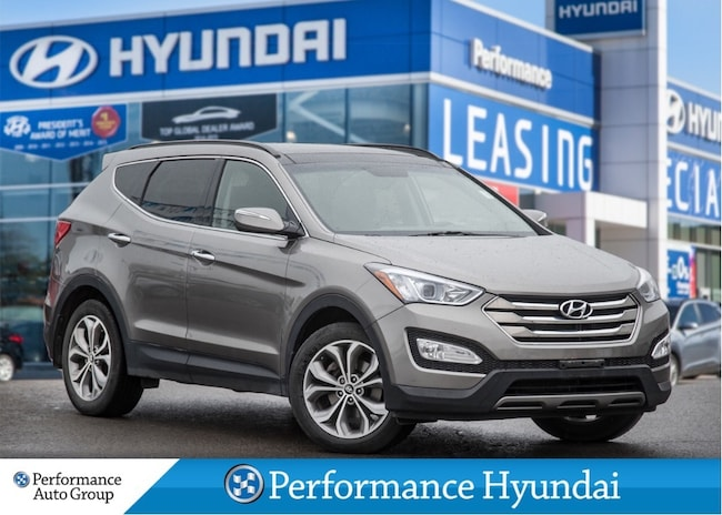 2014 Hyundai Santa Fe Sport 2.0T Limited   LEATHER   NAVIGATION SUV