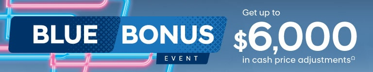 Blue Bonus Event