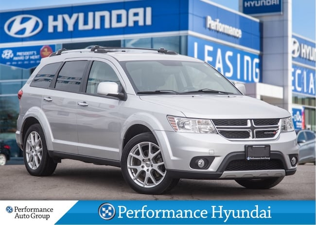 2013 Dodge Journey R/T | WINTER TIRE PACKAGE | CLEAN CARFAX SUV