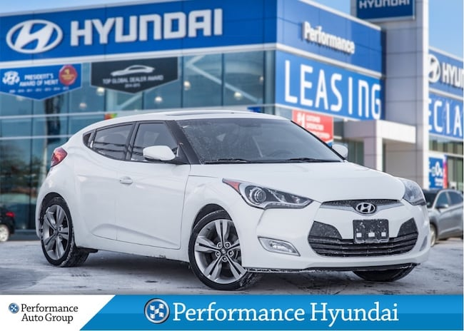 2016 Hyundai Veloster Tech | MOON ROOF | SOLD PENDING Hatchback