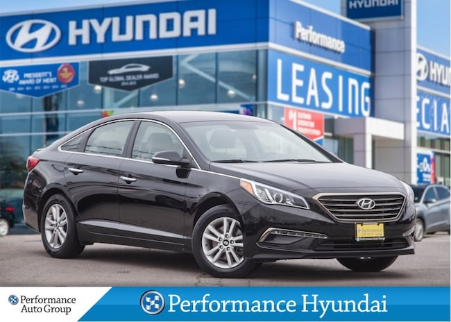 2015 Hyundai Sonata GLS | BACK UP CAM | CLEAN CARFAX | ONE OWNER Sedan