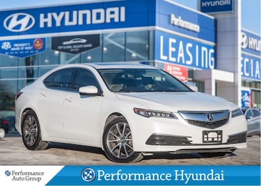 2015 Acura TLX Tech | JUST ARRIVED | ONE OWNER Sedan