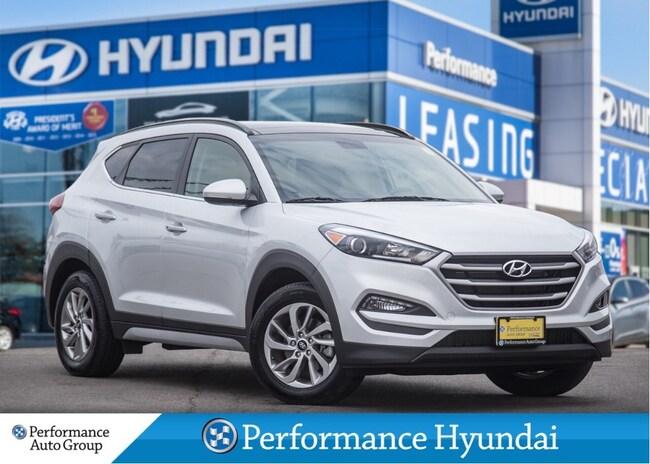 2018 Hyundai Tucson Luxury | QUALIFIES FOR NEW CAR PROGRAMS SUV