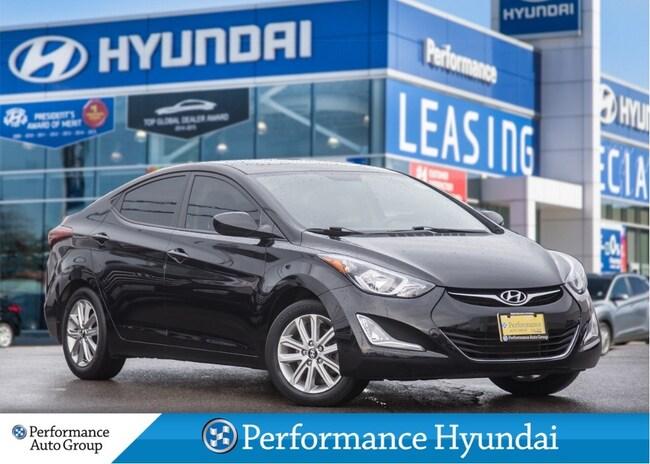 2015 Hyundai Elantra Sport | ONE OWNER | SOLD PENDING Sedan