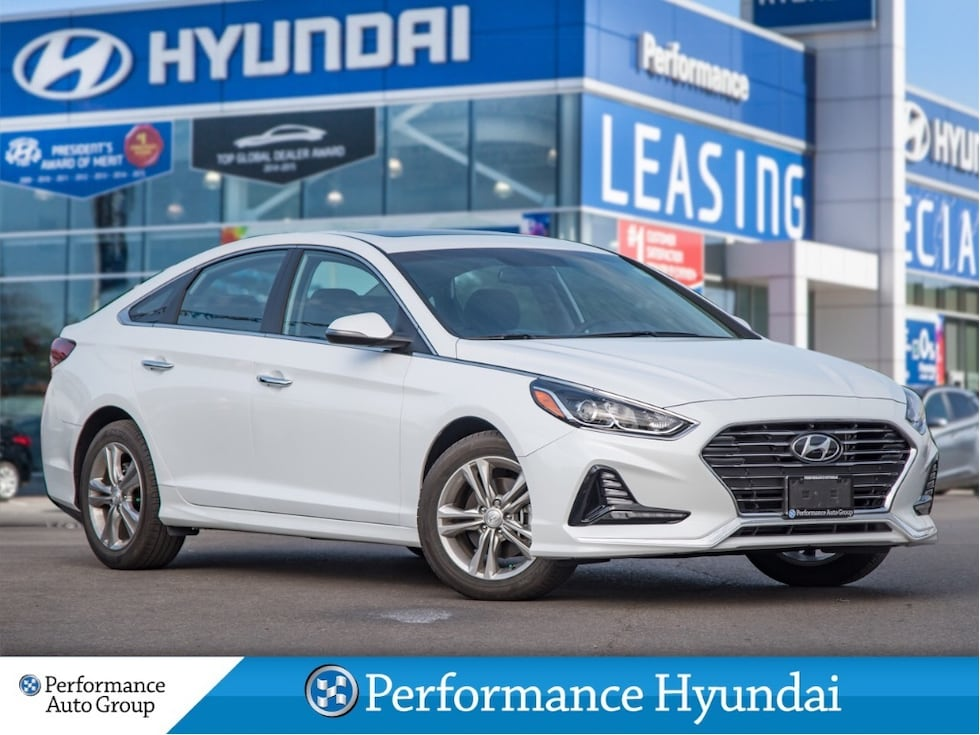 2019 Hyundai Sonata Preferred | QUALIFIES FOR NEW CAR PROGRAMS Sedan