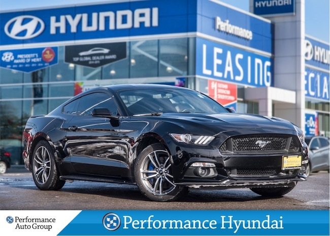 2016 Ford Mustang GT | 5.0L V8 | NAVIGATION Coupe